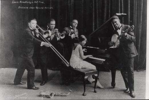 Louis Armstrong and his Hot Five